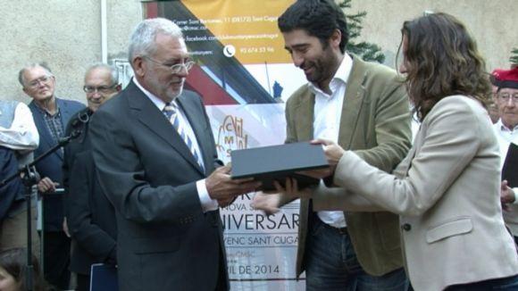 El Club Muntanyenc inaugura la nova seu amb el repte de créixer en qualitat