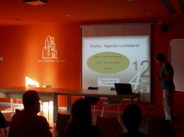 Hortènsia Fontanals: 'La desinformació és el principal problema a l'hora de demanar un préstec'