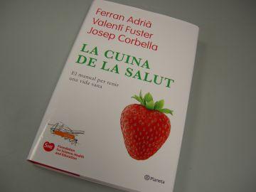 El santcugatenc Josep Corbella explica els secrets del menjar saludable a 'La cuina de la salut'