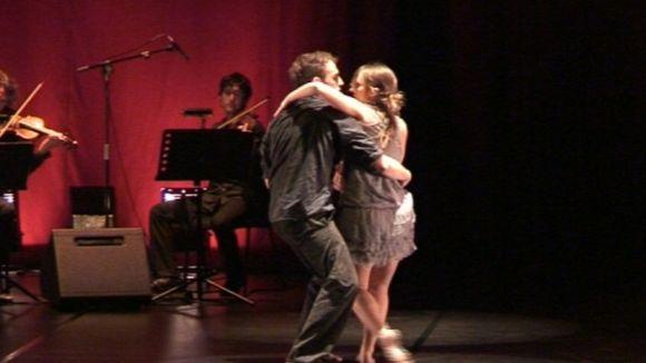 Dansa contemporània i un quartet de música per homenatjar Piazzola