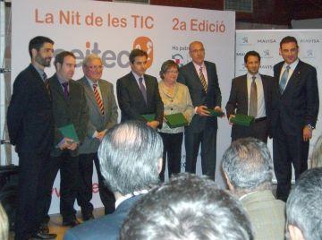 Sant Cugat, escenari de l'aposta empresarial catalana per les TIC