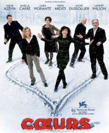 El cicle de cinema d'autor projecta aquesta nit 'Coeurs'