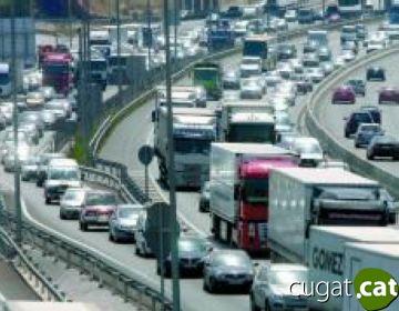 El retard en la construcció del Quart Cinturó  fa perdre 1.000 milions d'euros, segons la Cambra de Barcelona