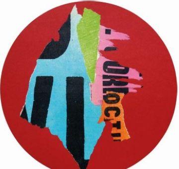 L'homenatge al collage d'America Sanchez s'instal·la a l'Escola d'Art i Disseny