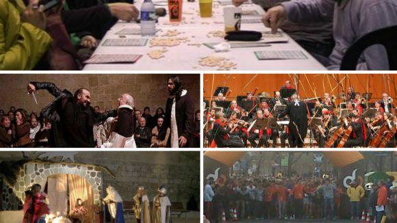 El 'Sant Cugat a fons' desgrana el programa d'activitats nadalenques a la ciutat