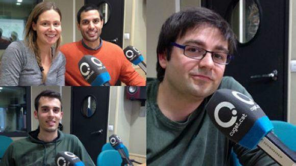Alguns dels protagonistes de l'espai 'L'Empresa' d'aquesta temporada