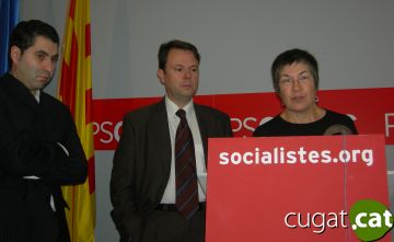 Montserrat Colldeforns (PSC): 'El compromís del govern espanyol amb els ajuntaments és ferm'