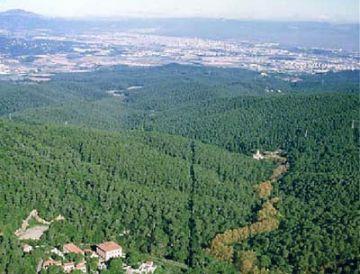 80.000 euros de Sant Cugat per a millores al Parc Natural de Collserola