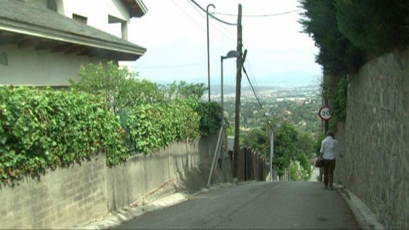 Fins als anys 80, la gent no va començar a viure a la Colònia Montserrat de forma permanent