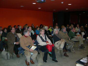 Malalts de Parkinson i familiars apropen la seva experiència en una xerrada al CMSC