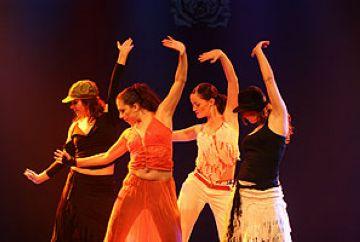 Color Dansa porta 'Serrat balla' al festival de Castillo