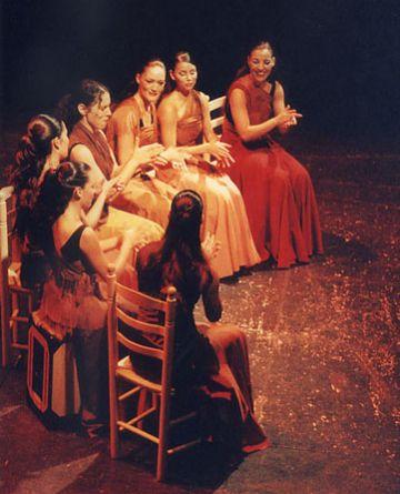 Color Dansa actua aquest diumenge amb 'Al-andalus' a La Faràndula de Sabadell