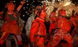 El grup Comediants va posar dissabte el punt i final als actes de l'Any del Mil·lenari