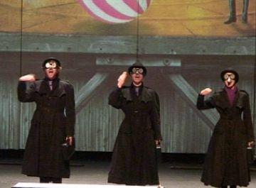 Comediants enfronta els espectadors amb la mort en el seu darrer espectacle 'Persèfone'