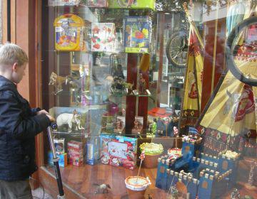 Els comerciants es mostren optimistes de cara a les vendes de Nadal