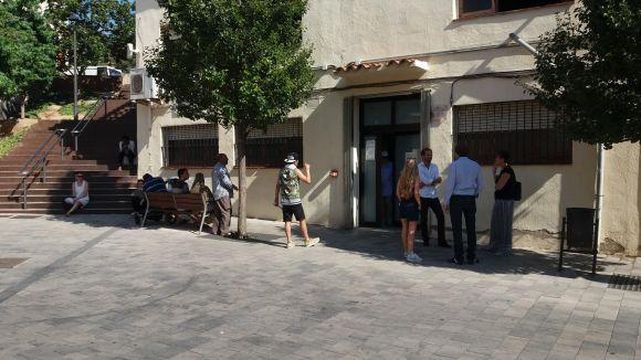 L'Ajuntament demana a Interior que millori les instal·lacions de la Policia Nacional espanyola