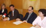 La Comissió Ciutadana Pare Batllori s'ha reunit a l'Ajuntament per presentar l'homenatge