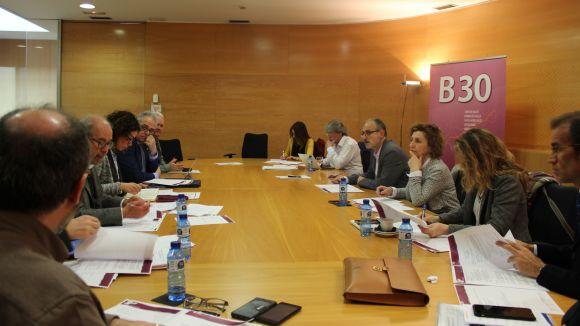 L'Associació Àmbit B30 ampliarà la presència d'empreses punteres a l'agrupació