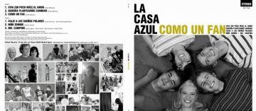 La Casa Azul posarà a la venda una edició limitada del disc 'Como un fan' en format vinil