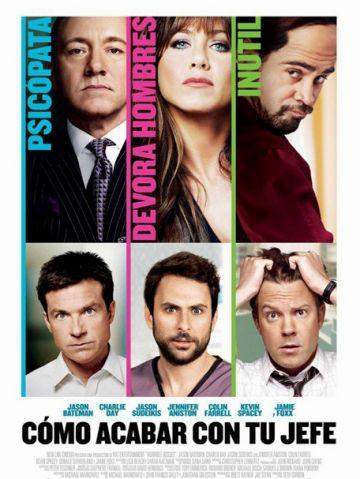 La comèdia 'Como acabar con tu jefe', estrena de la setmana als cinemes de Sant Cugat
