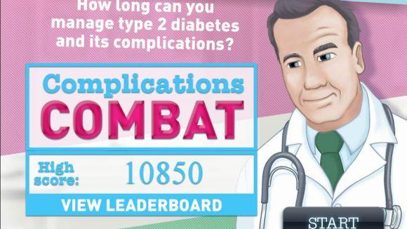 'Complications Combat' , nou joc de Boehringer per lluitar contra la diabetis