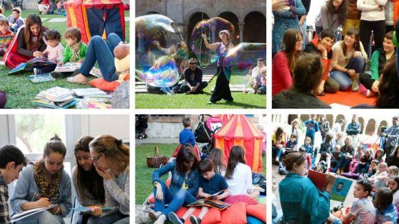 El festival Petits!, Grans!, Llibres! ampliarà durada i no es farà al recinte del Monestir