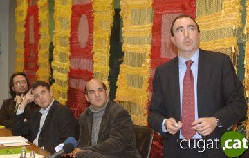 ICV-EUiA i ERC atribueixen el seu suport als comptes pel seu contingut social i de promoció econòmica