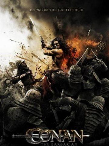 'Conan el bárbaro' i 'Super 8' són les principals estrenes de cinema d'aquesta setmana