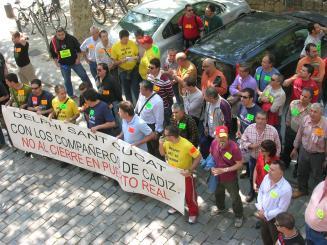 Trencades les negociacions entre sindicats i direcció per l'ERO de Delphi