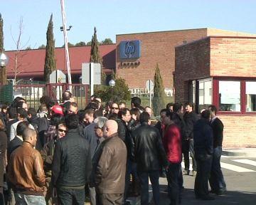 Els treballadors d'HP demanen diàleg a l'empresa davant els nous acomiadaments