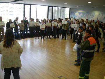 Els sindicats de l'Ajuntament tornen a carregar contra la Relació de Llocs de Treball