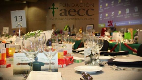 La delegació local de l'AECC escalfa motors per al 26è sopar anual