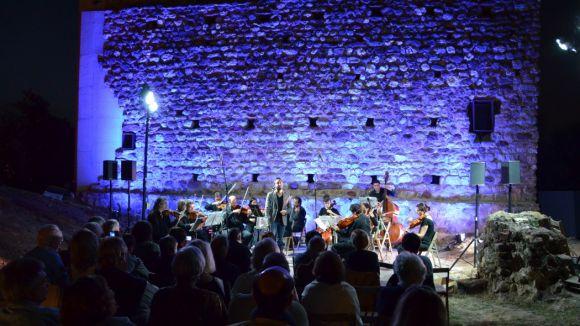 El Castell de Canals acull avui el concert '400 anys en una hora'