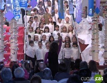 El CEIP Joan Maragall celebra el concert de Nadal