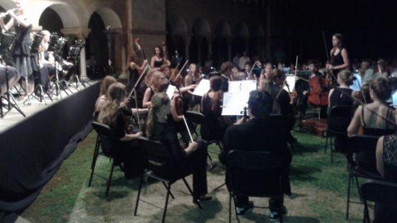 La Simfònica d'Holanda tanca amb un concert l'intercanvi amb Fusió