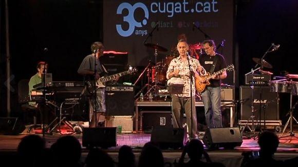 Històric concert pels 30 anys de Cugat.cat