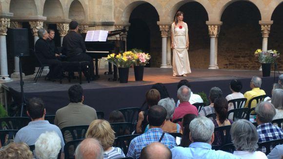 El Premi Camerata 2016 distingeix les sopranos Beatriz Sousa i Maria del Mar Humanes