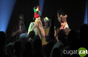 L'energia i el hip-hop de Flowresta Sounds omple el cicle Mou-te a Ritme Santcugatenc