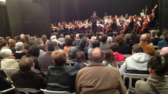 Fusió combina música moderna i tradicional a Valldoreix