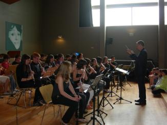 La música tornarà a unir Sant Cugat i Alba en una visita dels italians a la ciutat