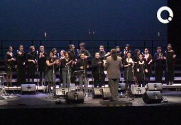 El Cor de Gospel Sant Cugat regala una fusió de gèneres i artistes al Teatre-Auditori