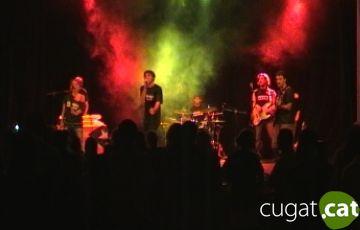 El rock marca el segon Concert Jove de Cugat.cat i el Teatre la Unió