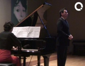 Nova edició del curs de lied a càrrec del pianista alemany Wolfram Rieger
