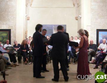 Les jornades Europees de Patrimoni arrenquen amb l'èxit del concert renaixentista