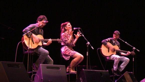 El concert 'Música per a la solidaritat' dóna un fort impuls a Creu Roja