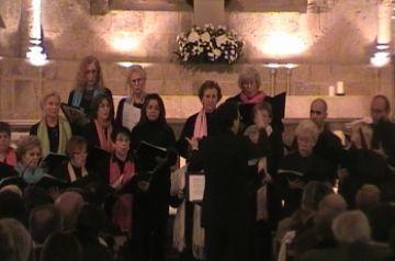 Professionals i amateurs dediquen la seva música a Santa Cecília