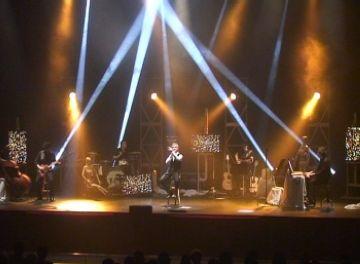 Sergio Dalma repassa 20 anys de cançons amb el seu públic més incondicional