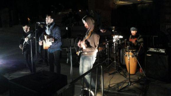 Dissidència Sònica fa una crida als grups locals que vulguin participar al festival Trona el 4 de març