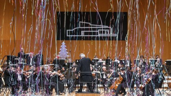 El tradicional concert de valsos i danses de la Simfònica arriba avui i demà al Teatre-Auditori