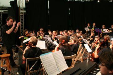 Més de 100 alumnes protagonitzen el concert de final de curs del Centre Musical de Valldoreix